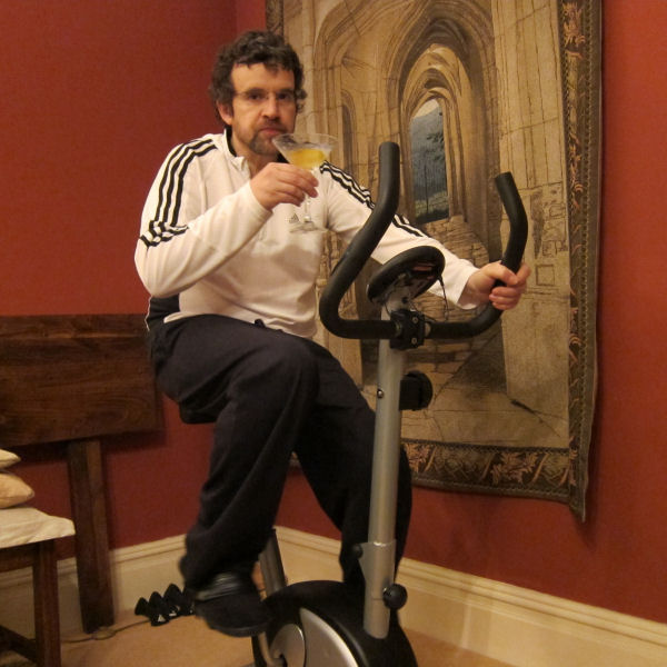 Exercise for the civilised gentleman