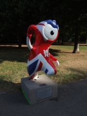 Union Flag Wenlock