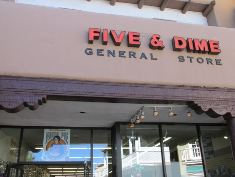 Anthony Bourdain said the frito pie from this Five and Dime is like poop in a bag