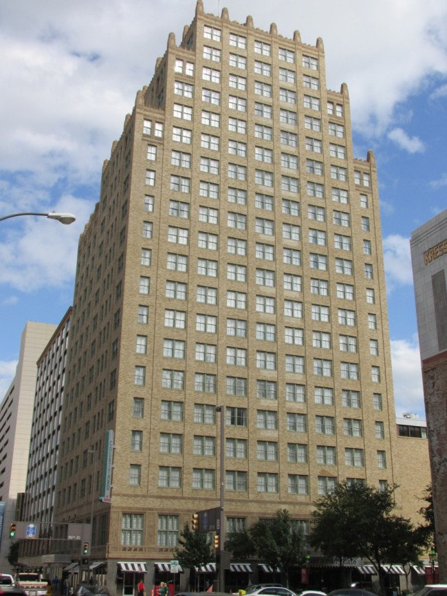 The Blackstone Hotel, Fort Worth