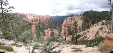 Swamp Canyon — at Bryce Canyon National Park.