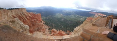 Yovimpa Point — at Bryce Canyon National Park.