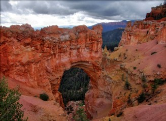 Natural Bridge — at Bryce Canyon National Park.