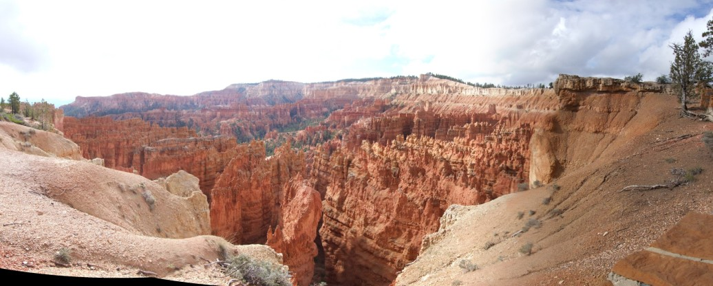 Sunset Point — at Bryce Canyon National Park.