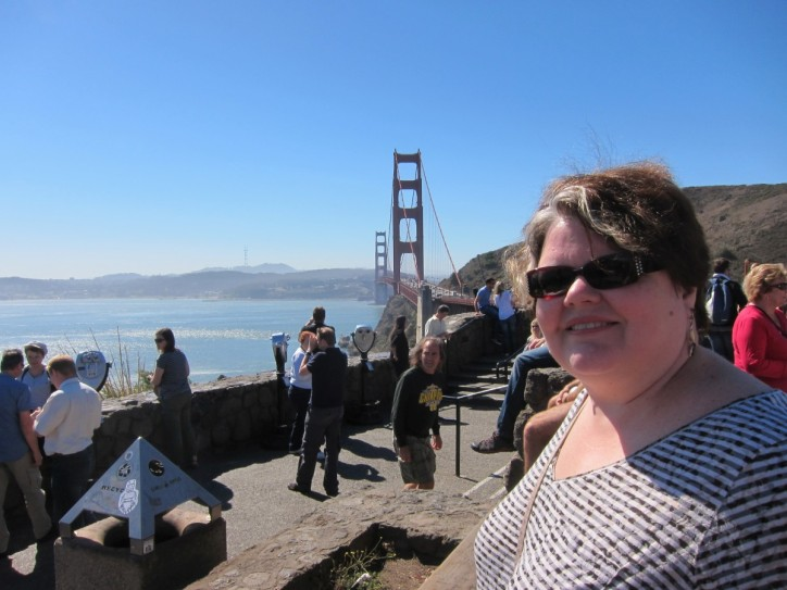 Michelle @ Vista Point
