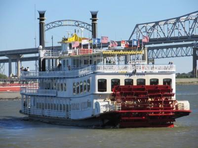 Creole Queen river boat