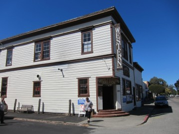 Western Saloon, Point Reyes Station, California