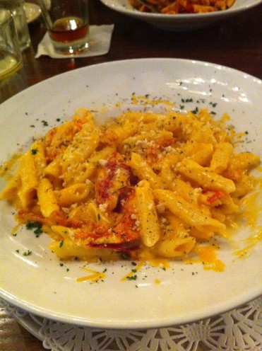 Lobster Mac and Cheese at the Red Coach Inn
