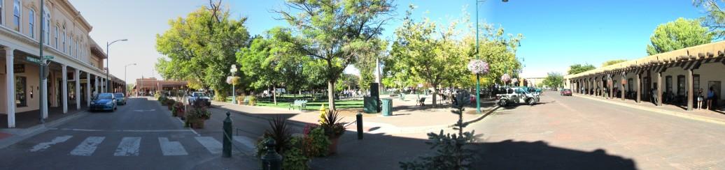 Santa Fe Plaza