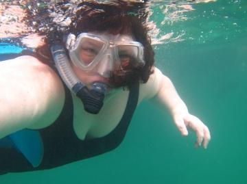 let the snorkelling begin