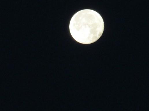 Moon @ 07:00