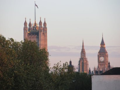 Palace of Westminster @ 07:40