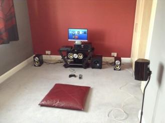 26th July - sound system