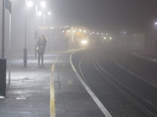 Fog at Vauxhall