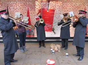 Sally Army - trombone-o-rama