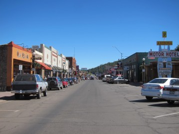 Downtown Williams