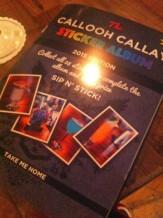 Callooh Callay