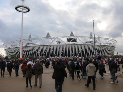 London 2012 Olympic Stadium