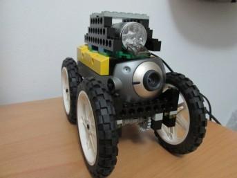 ...meet Torpor the rover.