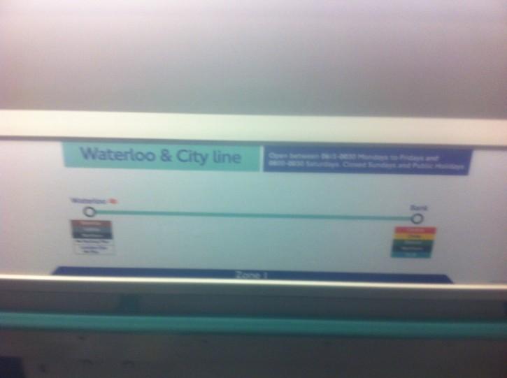 London Underground's shortest line
