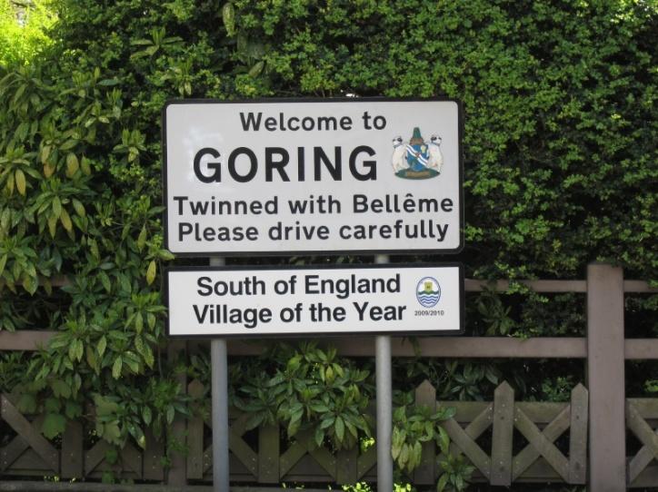 Goring on Thames