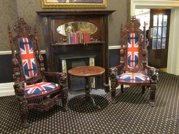 Queen's Hotel, Chester