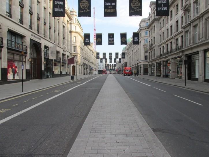 Gumball on Regent Street