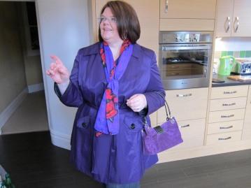 Michelle's new accessories!