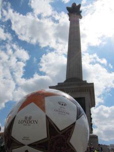 Women's Champions League big balls!