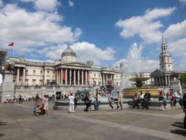 National Gallery, Trafalagar Square