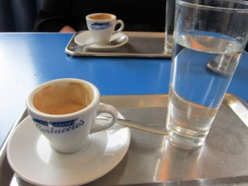 Carluccio's does the best macchiato