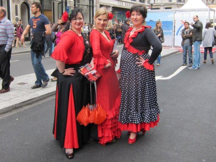 Spanish ladies