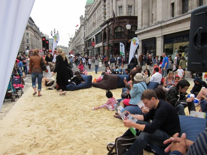 Spanish sand