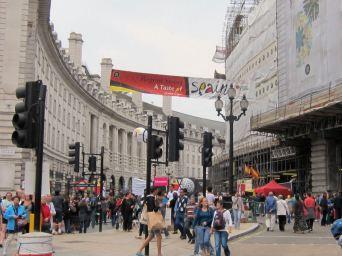 Regent Street - A Taste of Spain