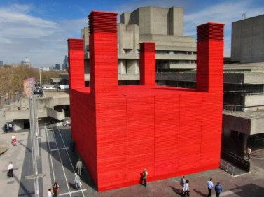 The Shed, National Theatre