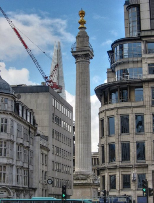 Monument and Shard