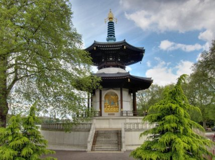 Battersea Park Pagoda