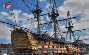 Nelson's flagship