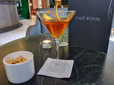 Cafe Royal Manahattan