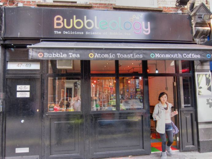 Bubbleology...
