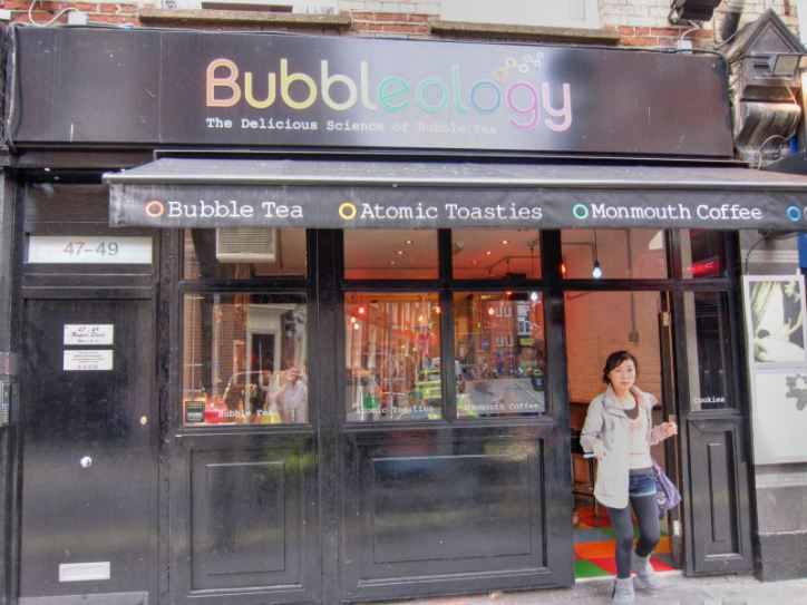 Bubbleology...