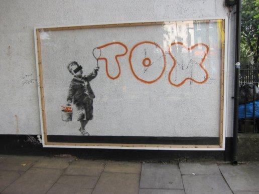 Banksy TOX