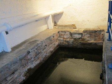 Looks more like a flooded basement