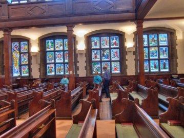 Crown Court Church of Scotland, Covent Garden