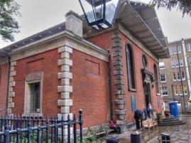 St. Paul's, Covent Garden (The Actors' Church