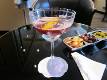 Cocktails @ the Savoy