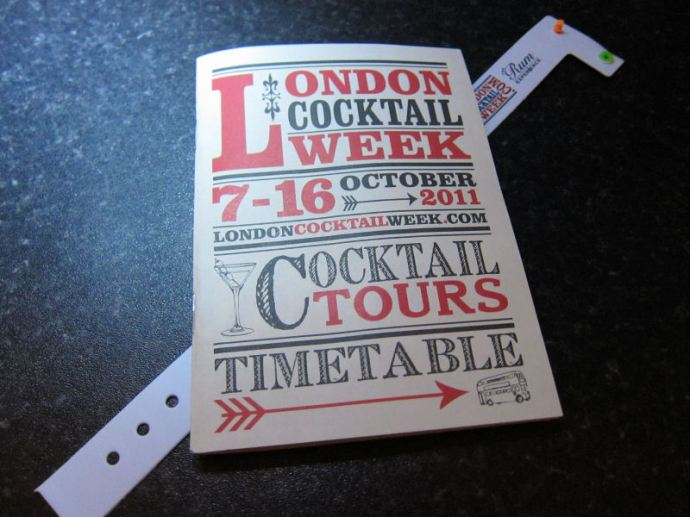 7 It's London Cocktail Week