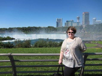 Michelle @ Horseshoe Falls