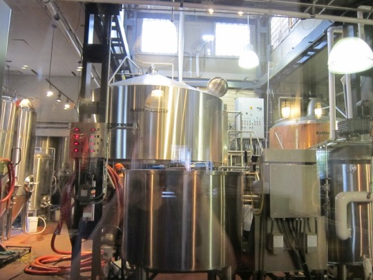 Great Divide brewery