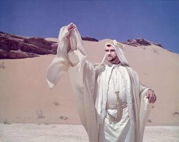Lawrence of Arabia: A dangerous man